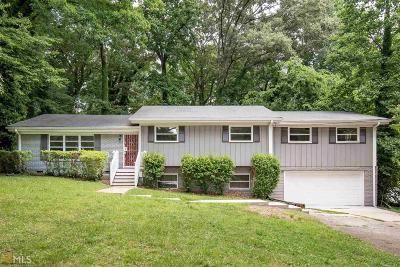 Fulton County Single Family Home New: 3531 Mt Gilead Rd
