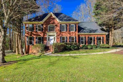 Lawrenceville Single Family Home New: 1706 Crowes Lake Ct