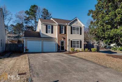 Cobb County Single Family Home New: 1495 Evanston Lane NE