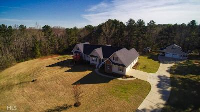 Griffin Single Family Home Under Contract: 300 Johnny Cut