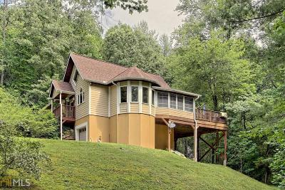 Rabun County Single Family Home New: 1125 Highway 246
