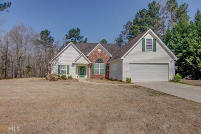 Loganville Single Family Home New: 1398 Sierra Ridge Pl