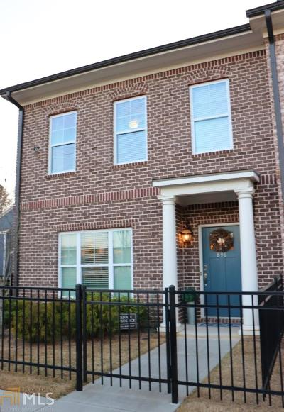 Fulton County Condo/Townhouse New: 896 NW Westmoreland Circle
