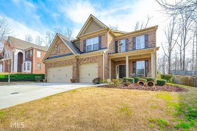 Single Family Home New: 5460 SW Stone Cove Dr