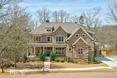 Fulton County Single Family Home New: 485 Belada Blvd