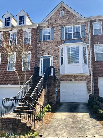 Cobb County Condo/Townhouse New: 422 SE Tioram Lane #24