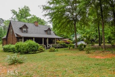 Covington Single Family Home New: 166 Deep Step Rd