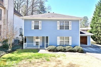 Stone Mountain Single Family Home New: 1094 New Gibraltar Square