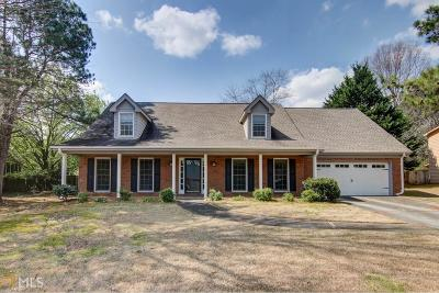 Lawrenceville Single Family Home New: 1407 Mill Glenn Ct