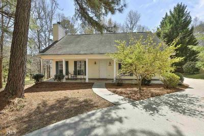 Sharpsburg Single Family Home Under Contract: 4627 Lower Fayetteville Rd