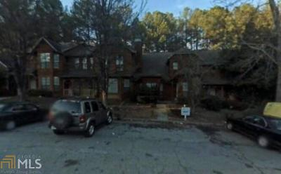 Stone Mountain Condo/Townhouse For Sale: 834 Heritage Oaks Dr