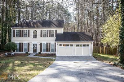 Cobb County Single Family Home New: 4017 Bay Royale NW