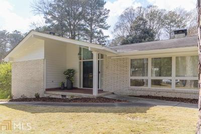 Atlanta Single Family Home New: 2514 Nancy Ln