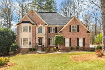 Alpharetta Single Family Home New: 240 Fox Hunter Drive
