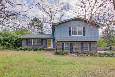 Conyers Single Family Home New: 2910 Stanton Rd