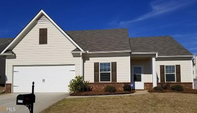 Gainesville Single Family Home New: 4218 Swamp Cypress Trail