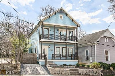 Fulton County Single Family Home New: 229 Woodward Ave