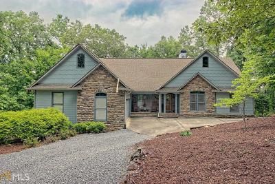 Fannin County Single Family Home New: 312 Woodlands Bluff Lane