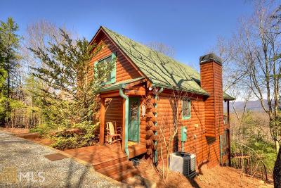 Ellijay Single Family Home Under Contract: 10 Trails End Ridge #192-3, 2