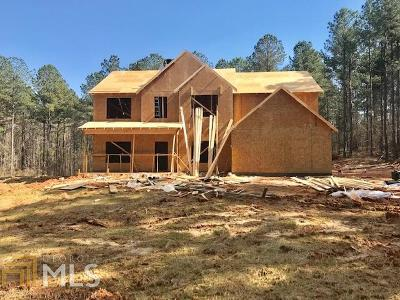 Troup County Single Family Home Under Contract: 648 Alverson Rd