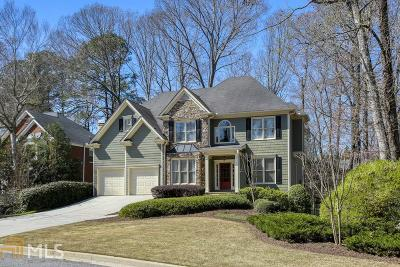 Fulton County Single Family Home New: 5500 Grove Point Road