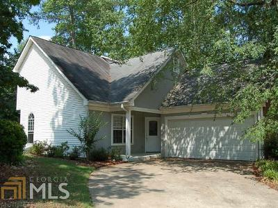 Peachtree City Single Family Home Under Contract: 506 N Fairfield Dr
