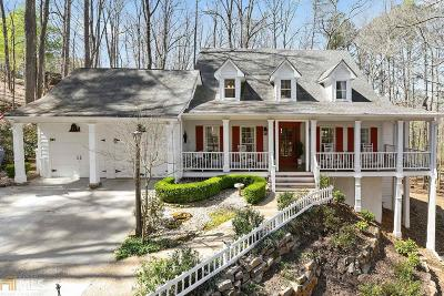 Alpharetta Single Family Home New: 4030 Oakview Court