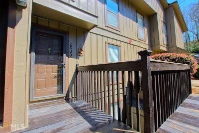 Smyrna Condo/Townhouse New: 2503 Cumberland Dr #2503