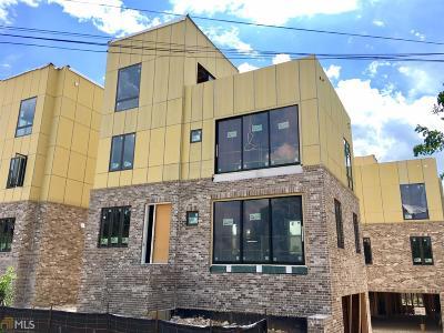 Atlanta Single Family Home New: 1318 Boyd Avenue