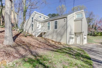 Cobb County Single Family Home New: 5171 Sunset Trail