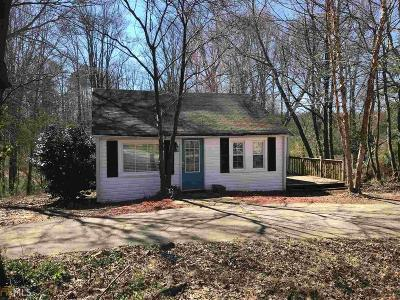 Roswell Single Family Home New: 915 Upper Hembree Rd