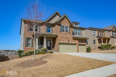 Acworth Single Family Home New: 624 Discovery Ct