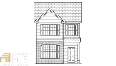 Lithonia Single Family Home New: 2477 Piering Dr