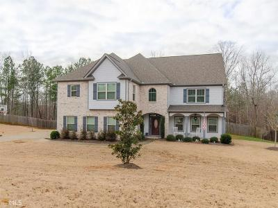 Newnan Single Family Home Under Contract: 125 West Lake Pass