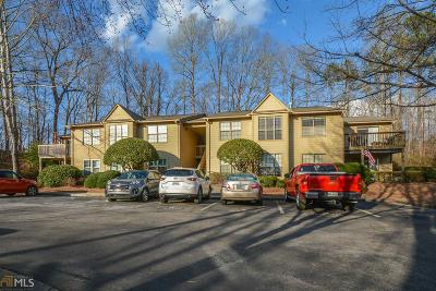 Gainesville Condo/Townhouse Under Contract: 2235 Old Hamilton Pl #100-B