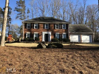 Marietta Single Family Home New: 2246 Chimney Swift Circle
