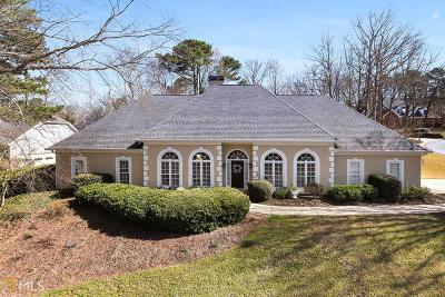 Alpharetta Single Family Home New: 1960 Seven Seas Court