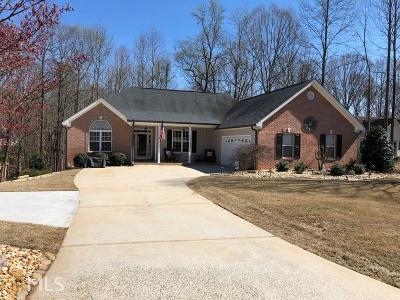 Braselton Single Family Home New: 53 Venture Ct