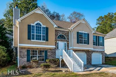 Powder Springs Single Family Home New: 5495 Sweetsprings Lane