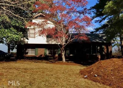 Lawrenceville Single Family Home New: 18 Melody Lane