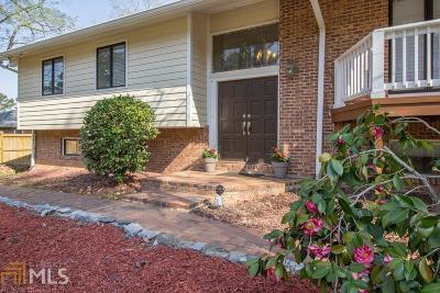 Atlanta Single Family Home New: 2994 Shenandoah Valley Rd