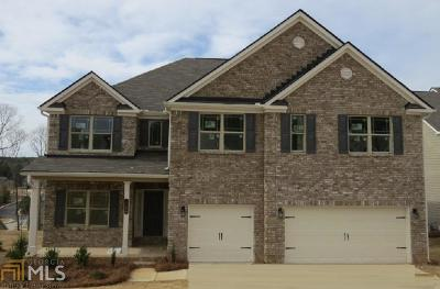 Douglasville Single Family Home Under Contract: 3735 Rifflepool Way