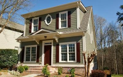 Acworth Single Family Home New: 3599 High Battery Bluff NW