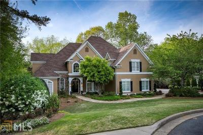 Johns Creek Single Family Home For Sale: 2010 Palmetto Dunes Ct