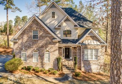 Douglasville Single Family Home New: 3598 Chapel Hill Rd