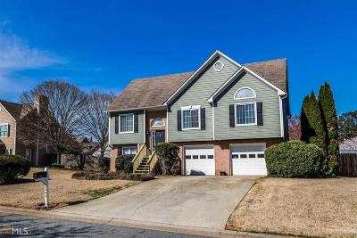 Kennesaw Single Family Home New: 3499 NW English Oaks Dr