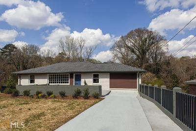 Single Family Home New: 2033 Bencal Dr
