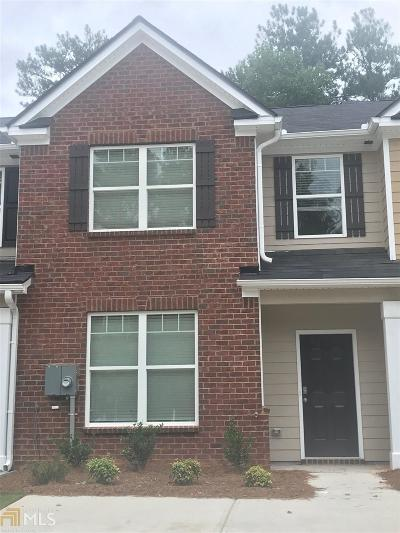 Lithonia Single Family Home New: 2473 Piering Dr
