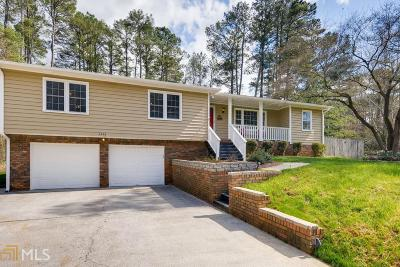 Marietta Single Family Home New: 4596 Jamerson Forest Pkwy