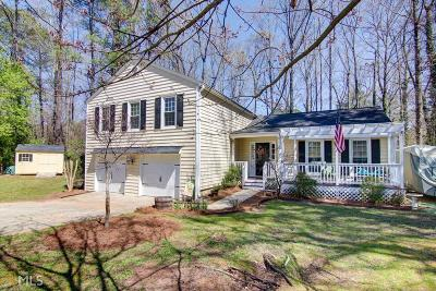 Roswell Single Family Home Under Contract: 705 Barrington Way